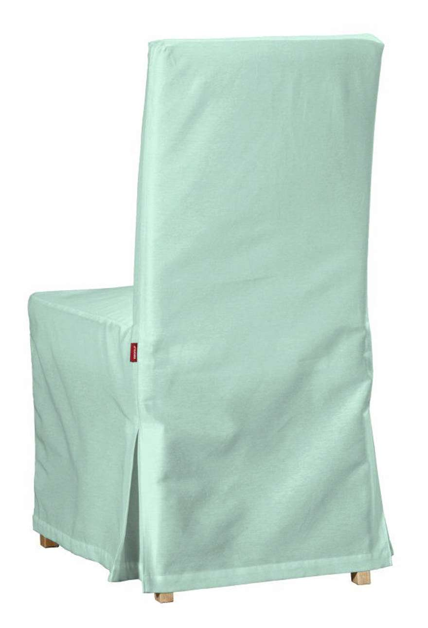 Sukienka na krzesło Henriksdal długa w kolekcji Loneta, tkanina: 133-37