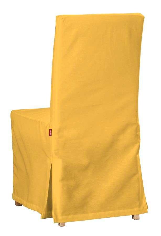 Návlek na stoličku Henriksdal (dlhý) V kolekcii Loneta, tkanina: 133-40