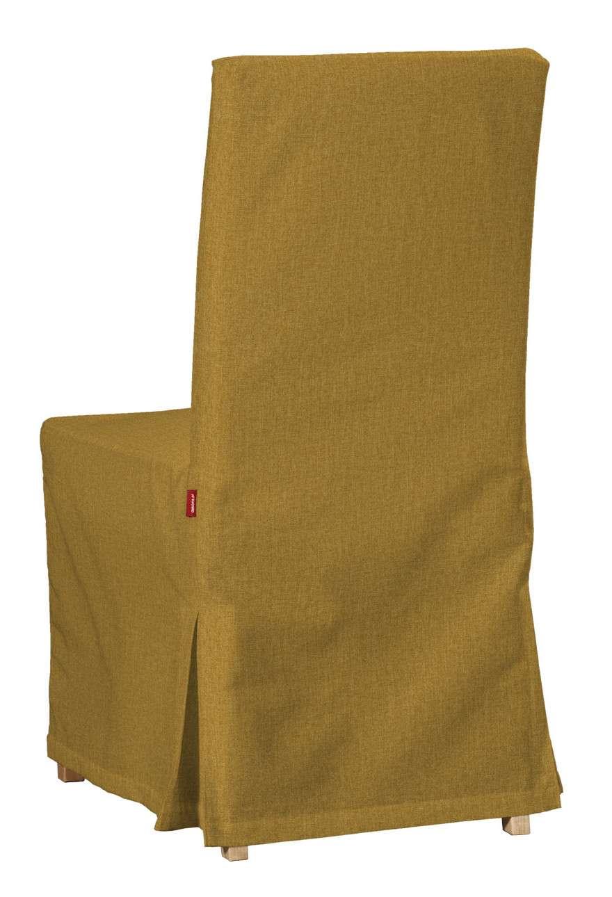 Sukienka na krzesło Henriksdal długa w kolekcji City, tkanina: 704-82