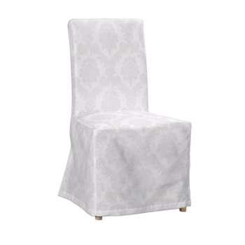 Henriksdal kėdės užvalkalas - ilgas Henriksdal kėdė kolekcijoje Damasco, audinys: 613-00