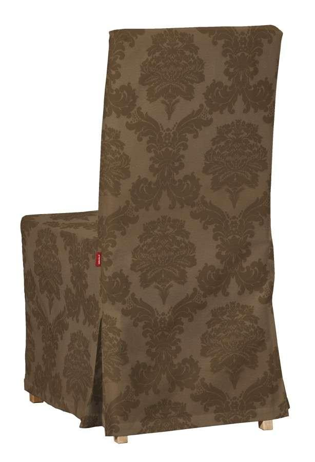 Potah na židli IKEA  Henriksdal, dlouhý židle Henriksdal v kolekci Damasco, látka: 613-88
