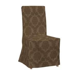 Sukienka na krzesło Henriksdal długa krzesło Henriksdal w kolekcji Damasco, tkanina: 613-88