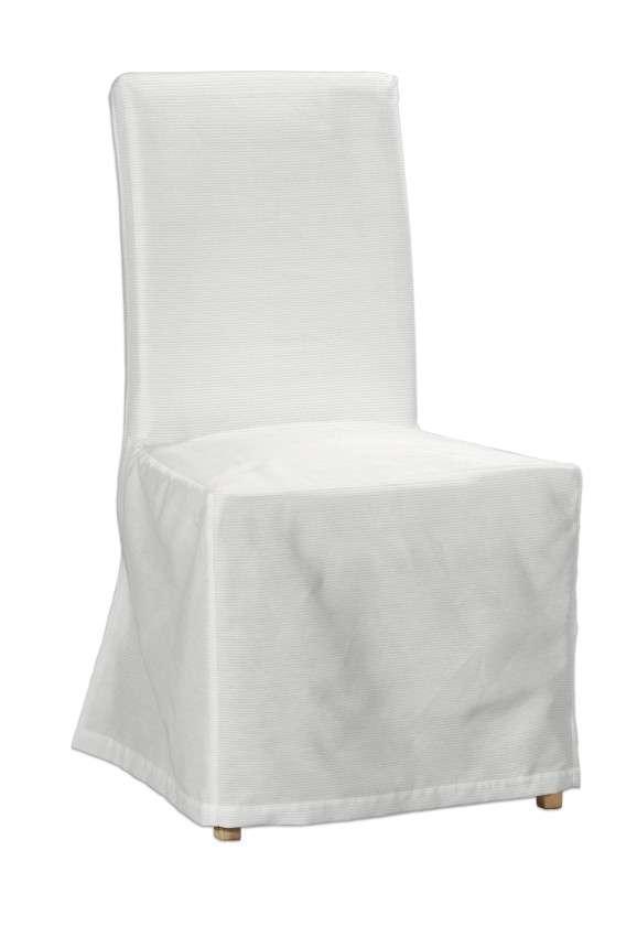 Návlek na stoličku Henriksdal (dlhý) V kolekcii Jupiter, tkanina: 127-01