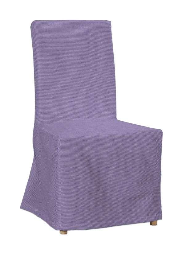 Sukienka na krzesło Henriksdal długa krzesło Henriksdal w kolekcji Jupiter, tkanina: 127-74