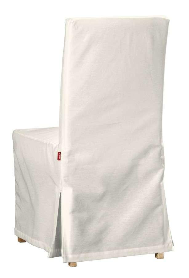 Návlek na stoličku Henriksdal (dlhý) V kolekcii Jupiter, tkanina: 127-00