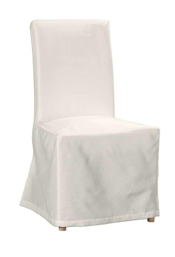 Sukienka na krzesło Henriksdal długa krzesło Henriksdal w kolekcji Jupiter, tkanina: 127-00