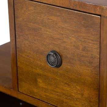 Regal Zen brown 88x35x88cm