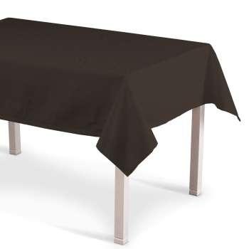 Rektangulär bordsduk  130 x 130 cm i kollektionen Panama Cotton , Tyg: 702-03