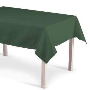 Rechteckige Tischdecke 130 x 130 cm von der Kollektion Cotton Panama, Stoff: 702-06