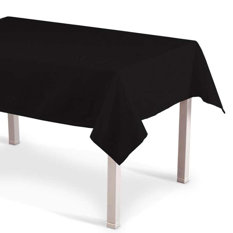 Rektangulær bordduk fra kolleksjonen Cotton Panama, Stoffets bredde: 702-09