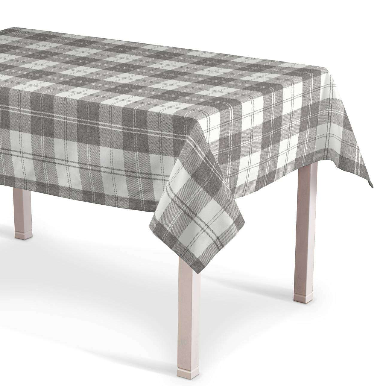 Rectangular tablecloth 130 x 130 cm (51 x51 inch) in collection Edinburgh, fabric: 115-79