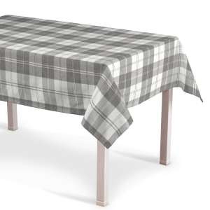 Rectangular tablecloth 130 x 130 cm (51 x51 inch) in collection Edinburgh, fabric: 115-79