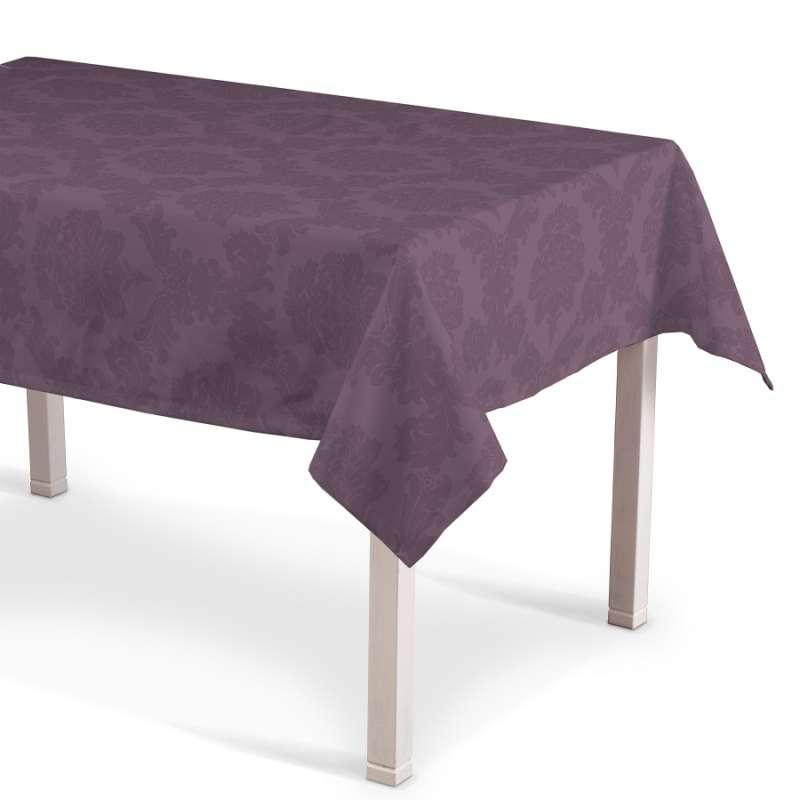 Obrus na stôl obdĺžnikový V kolekcii Damasco, tkanina: 613-75