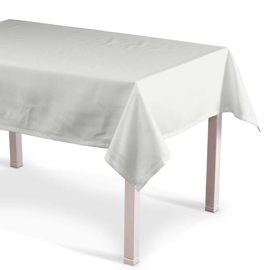 Rektangulær bordduk 130 x 130 cm fra kolleksjonen Loneta, Stoffets bredde: 133-02