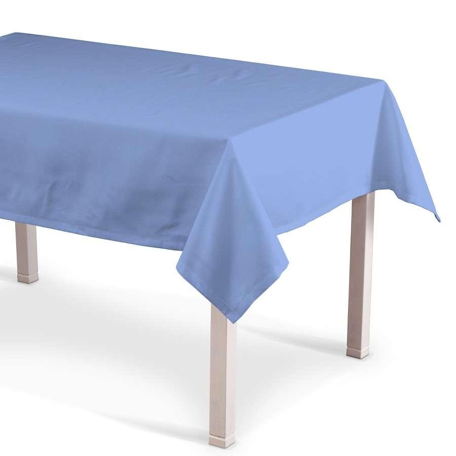 Obrus na stôl obdĺžnikový 130 x 130 cm V kolekcii Loneta, tkanina: 133-21