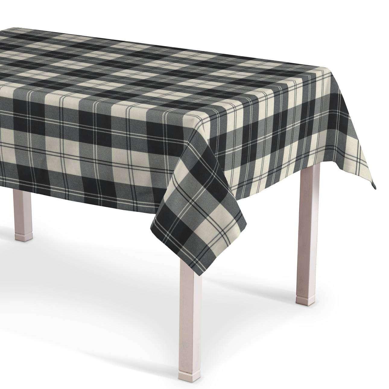 Staltiesės (stalui su kampais) kolekcijoje Edinburgh , audinys: 115-74