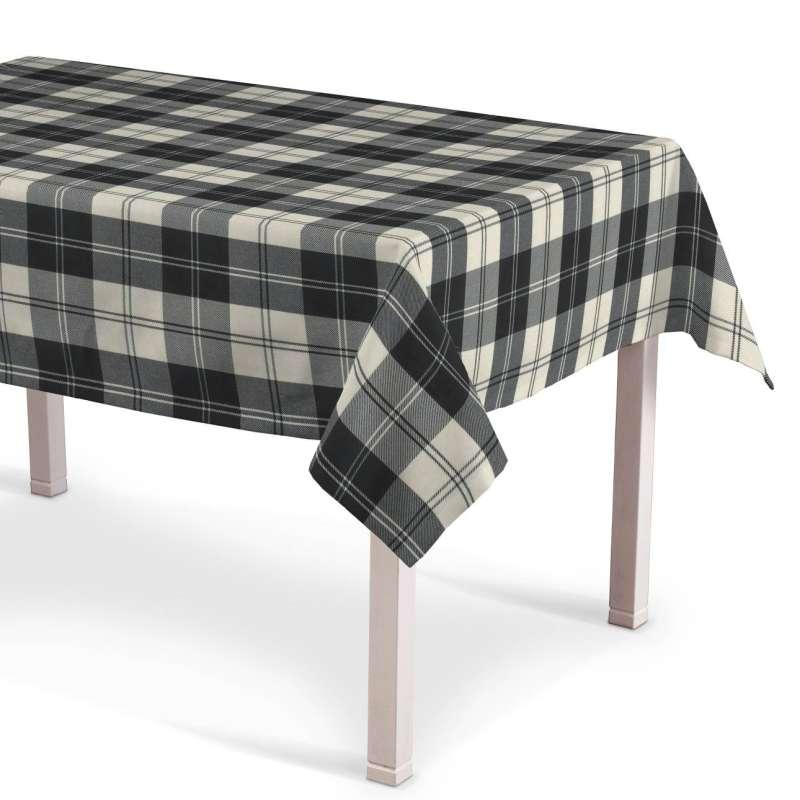 Rektangulær bordduk fra kolleksjonen Edinburgh, Stoffets bredde: 115-74