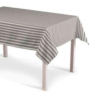 Obrus prostokątny 130x130 cm w kolekcji Quadro, tkanina: 136-02