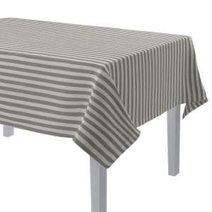 Staltiesės (stalui su kampais) 130 x 130 cm kolekcijoje Quadro, audinys: 136-12