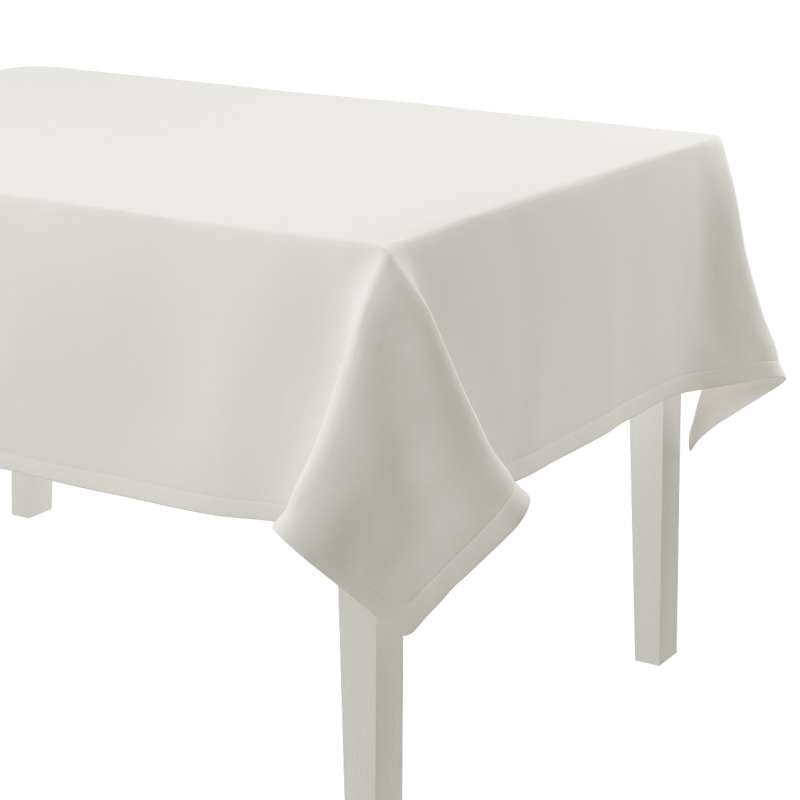 Rectangular tablecloth in collection Panama Cotton, fabric: 702-34