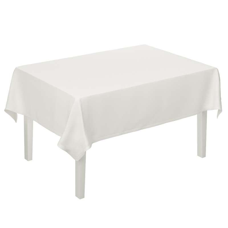 Rektangulær bordduk fra kolleksjonen Cotton Panama, Stoffets bredde: 702-34