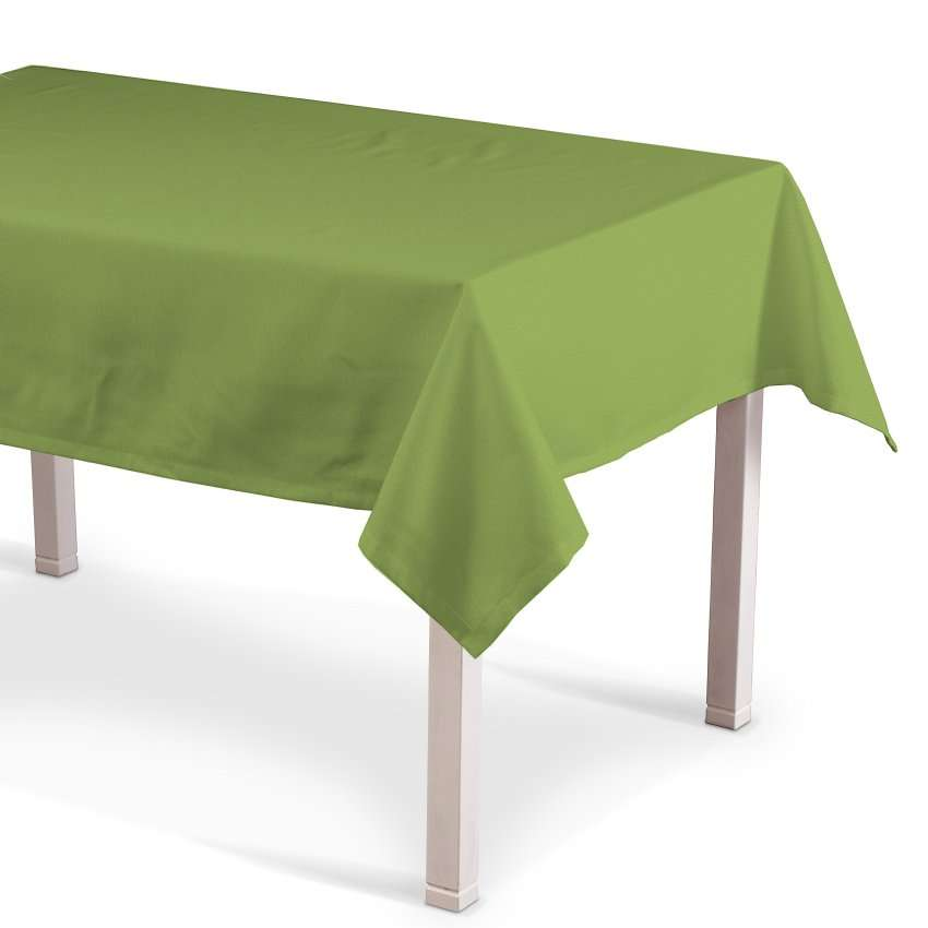 Rectangular tablecloth 130 x 130 cm (51 x51 inch) in collection Quadro, fabric: 136-37