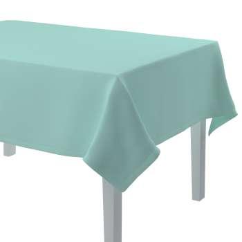 Rechthoekig tafelkleed 130 x 130 cm van de collectie Loneta, Stof: 133-32