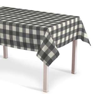 Staltiesės (stalui su kampais) 130 x 130 cm kolekcijoje Quadro, audinys: 136-13