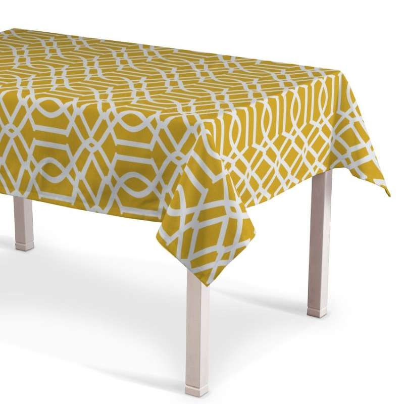 Rectangular tablecloth in collection Comics/Geometrical, fabric: 135-09