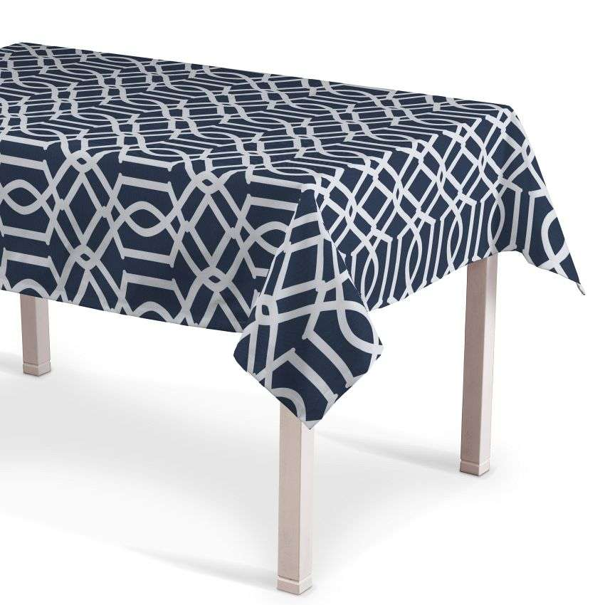 Asztalterítő téglalap alakú 130 x 130 cm a kollekcióból Lakástextil Comics, Dekoranyag: 135-10