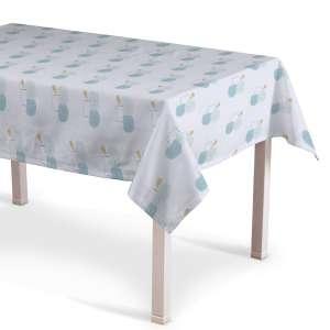 Staltiesės (stalui su kampais) 130 x 130 cm kolekcijoje Apanona, audinys: 151-02
