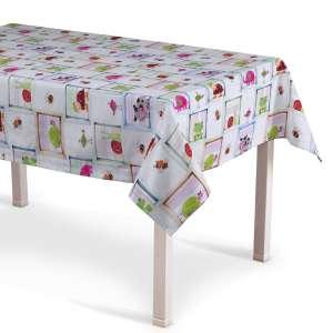 Staltiesės (stalui su kampais) 130 x 130 cm kolekcijoje Apanona, audinys: 151-04