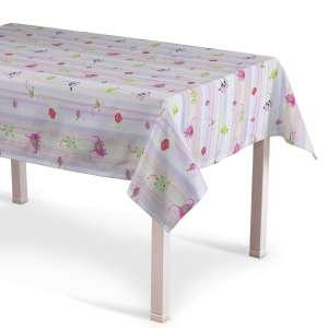 Staltiesės (stalui su kampais) 130 x 130 cm kolekcijoje Apanona, audinys: 151-05