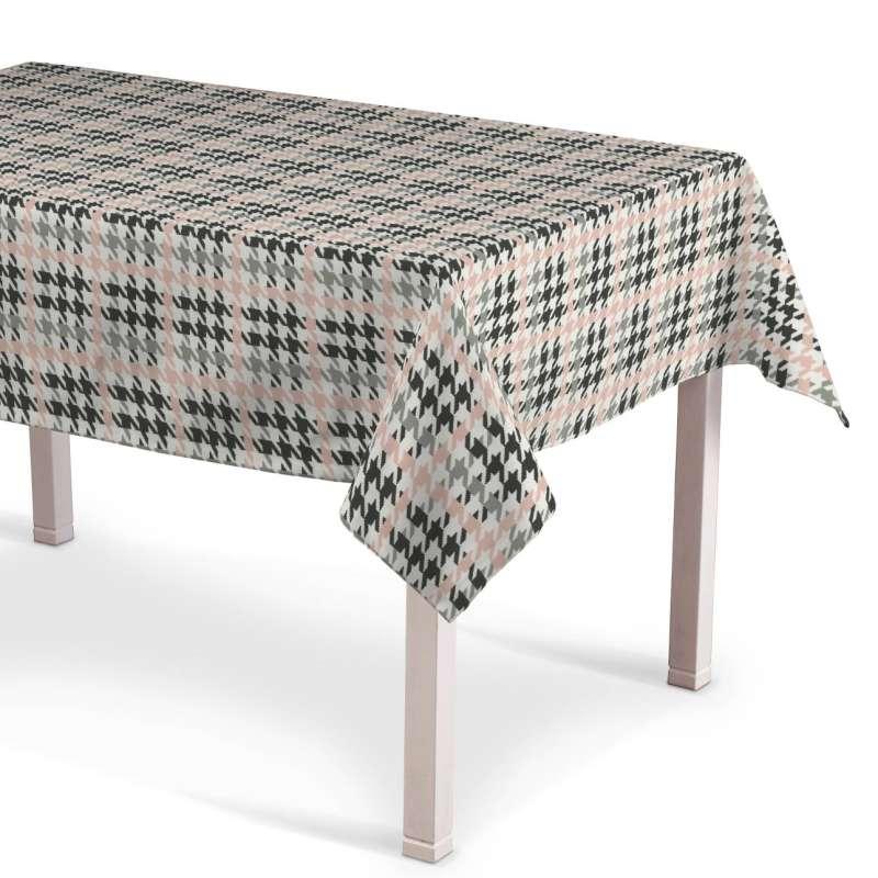 Obrus na stôl obdĺžnikový V kolekcii Brooklyn, tkanina: 137-75