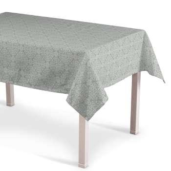 Asztalterítő téglalap alakú 130 x 130 cm a kollekcióból Lakástextil Flowers/Luna, Dekoranyag: 140-38
