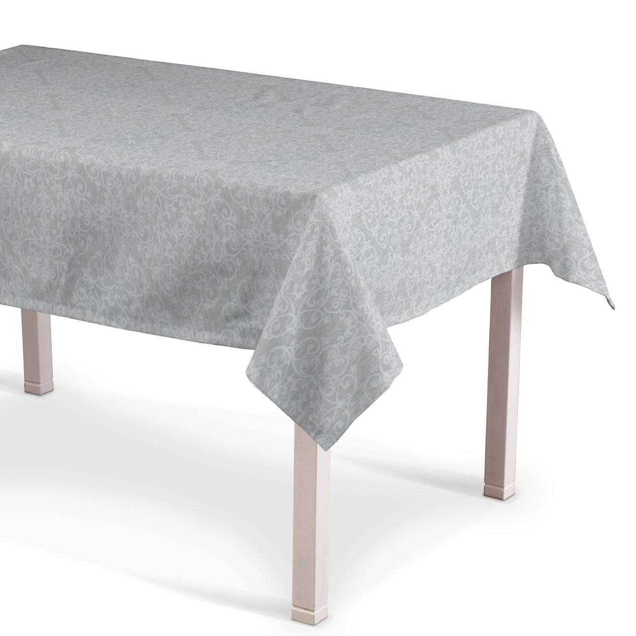 Staltiesės (stalui su kampais) 130 x 130 cm kolekcijoje Venice, audinys: 140-49