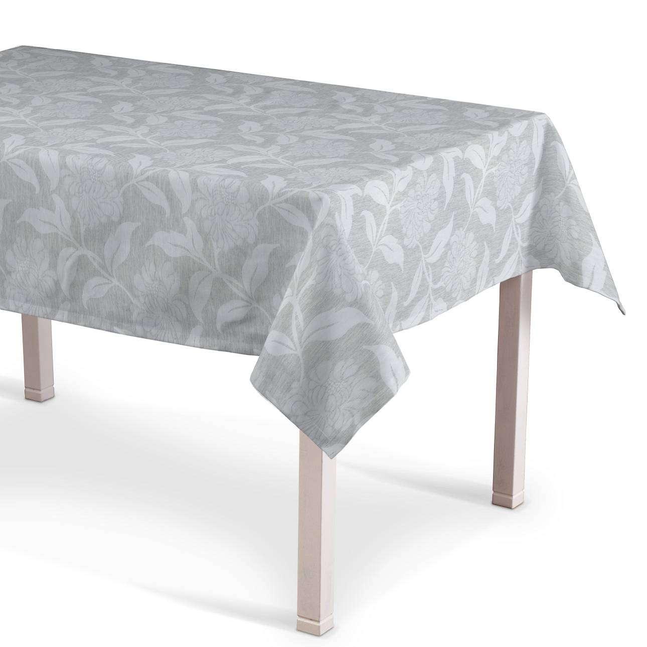 Rektangulär bordsduk  130 × 130 cm i kollektionen Venice - NYHET, Tyg: 140-51