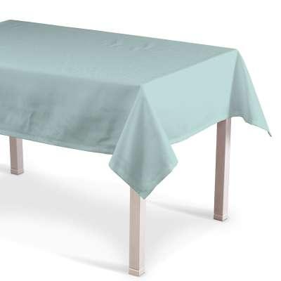 Rektangulær bordduk fra kolleksjonen Cotton Panama, Stoffets bredde: 702-10