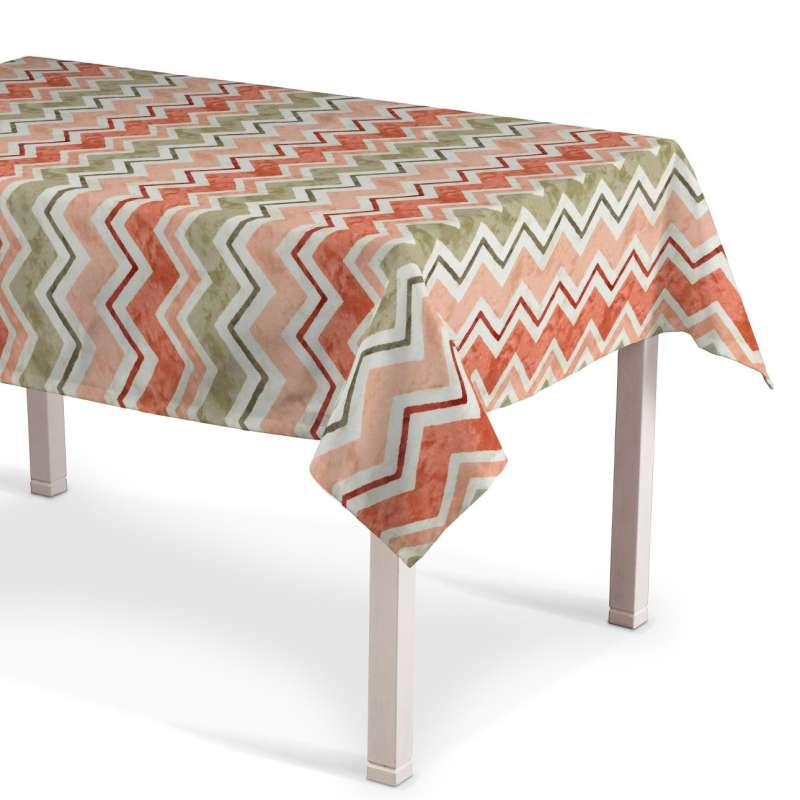 Rectangular tablecloth in collection SALE, fabric: 141-40