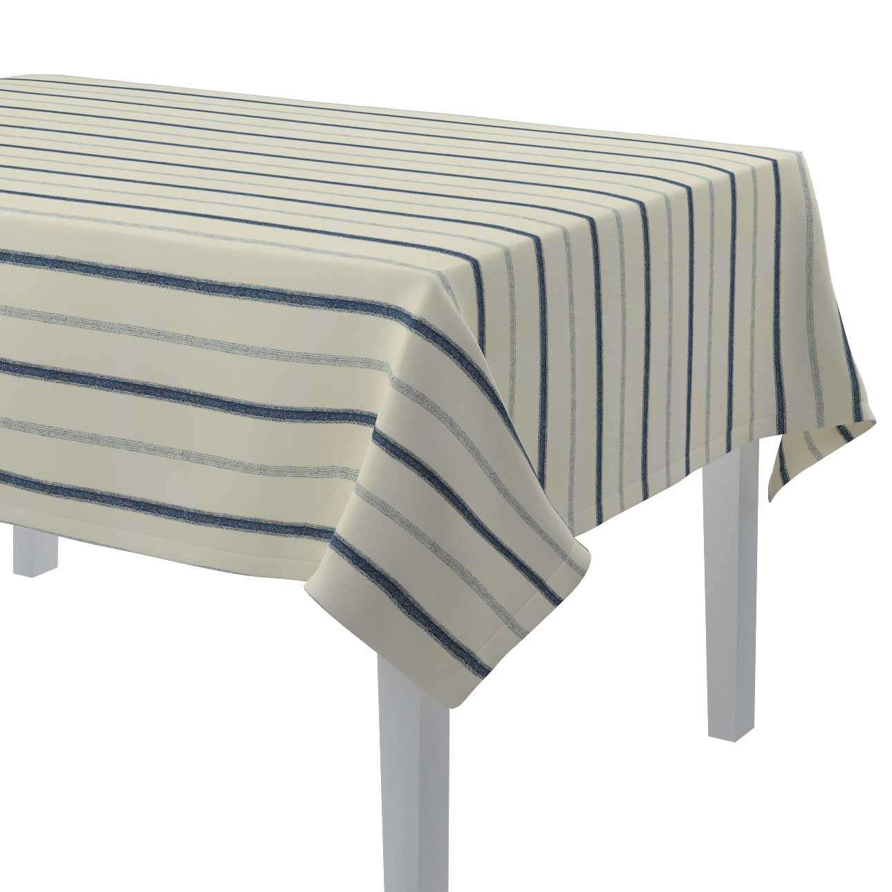 Rektangulär bordsduk  i kollektionen Avinon, Tyg: 129-66
