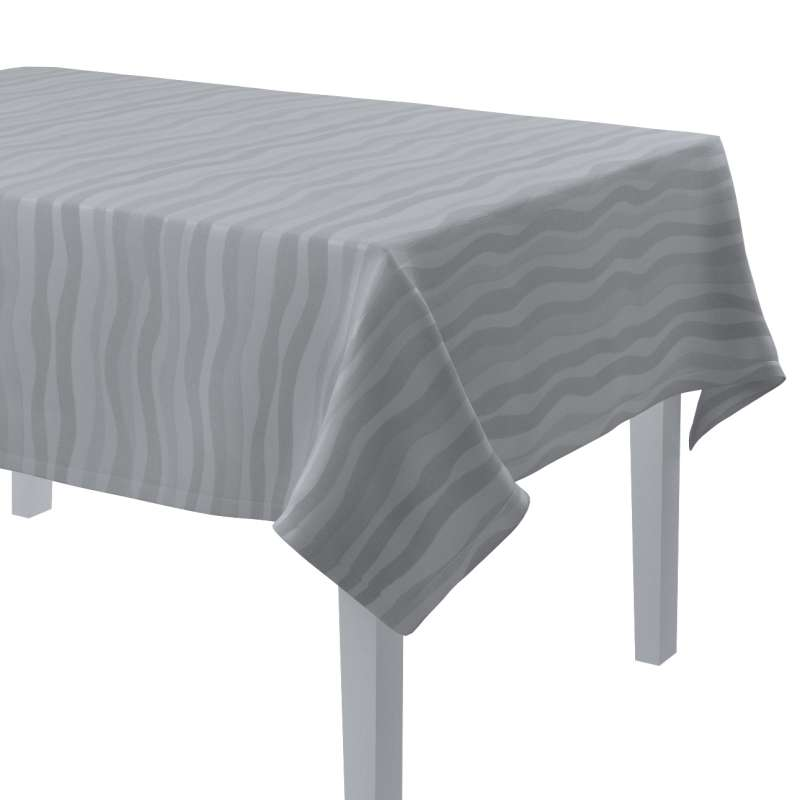 Rectangular tablecloth in collection Damasco, fabric: 141-72