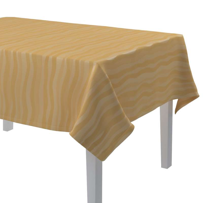 Rectangular tablecloth in collection Damasco, fabric: 141-74