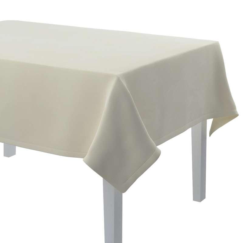 Rechteckige Tischdecke von der Kollektion Velvet, Stoff: 704-10
