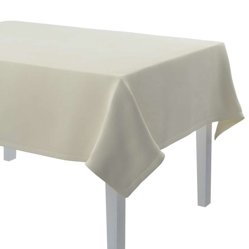 Rectangular tablecloth in collection Velvet, fabric: 704-10