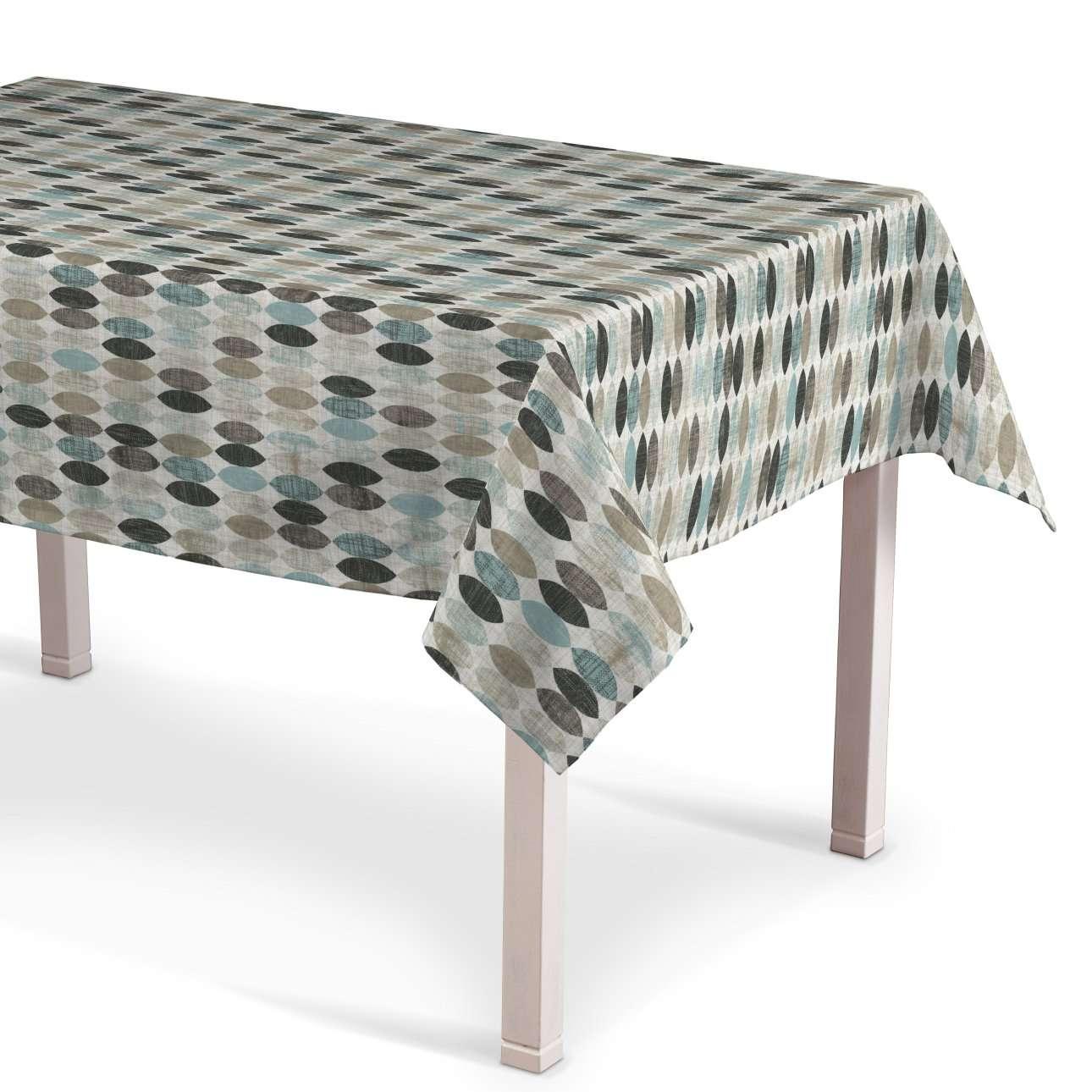 Rektangulär bordsduk  i kollektionen Modern, Tyg: 141-91