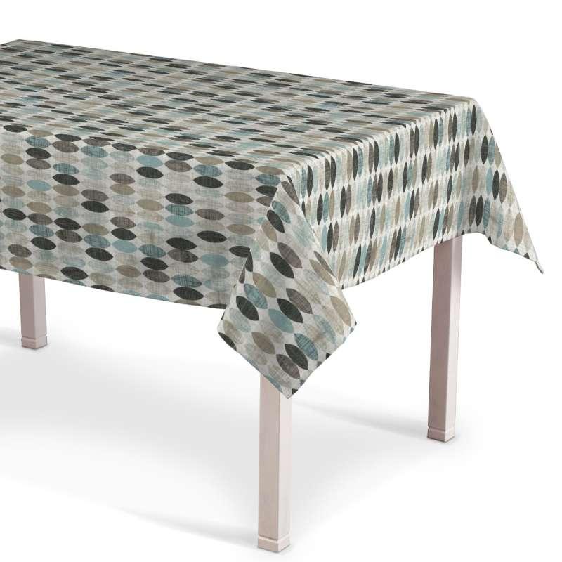 Rektangulær bordduk fra kolleksjonen Modern, Stoffets bredde: 141-91