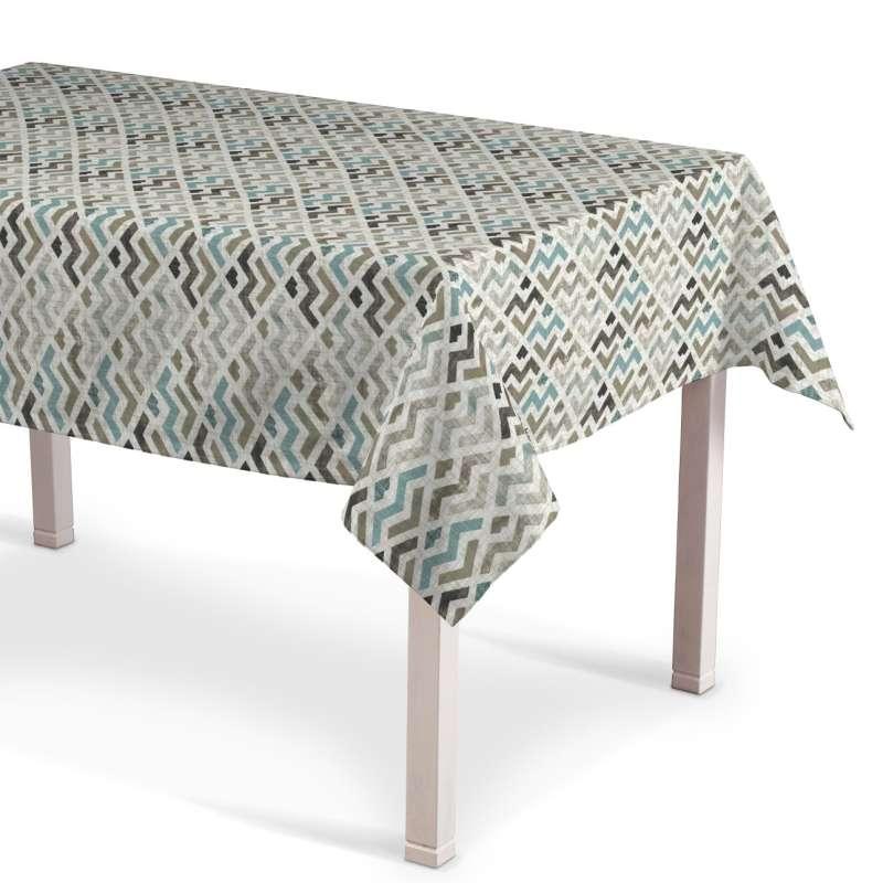 Rektangulær bordduk fra kolleksjonen Modern, Stoffets bredde: 141-93