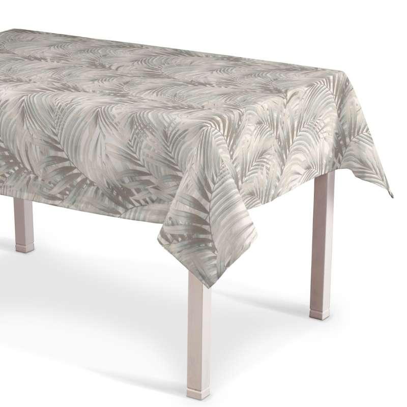 Rechteckige Tischdecke von der Kollektion Gardenia, Stoff: 142-14