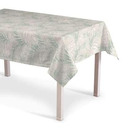 Rechteckige Tischdecke 142-15 Kollektion Gardenia