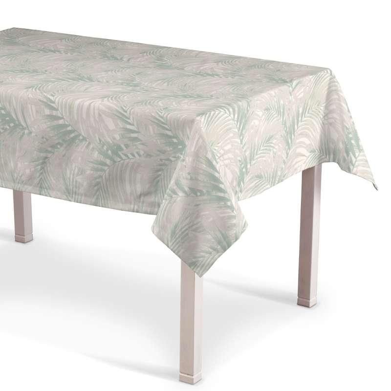 Rechteckige Tischdecke von der Kollektion Gardenia, Stoff: 142-15